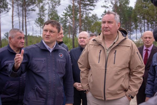 Рогозин заявил о поставке из Воронежа агрегатов для космического корабля США