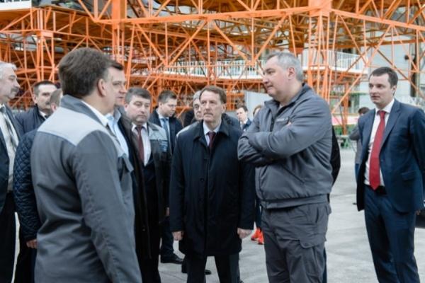 Вице-премьер поручил воронежцам объединить ракетное и авиационное двигателестроение
