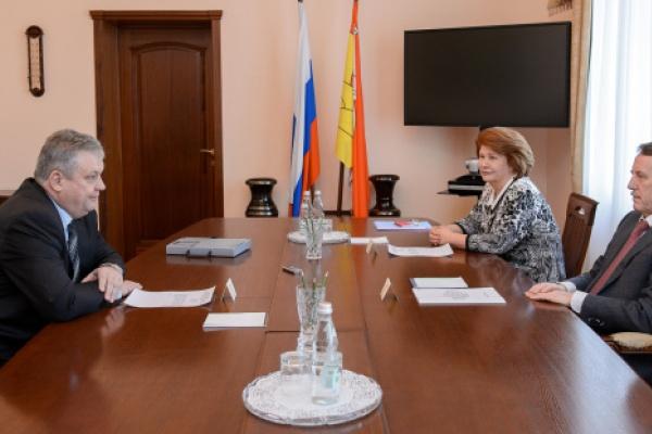 Воронежский губернатор «пристроил» сотрудников упраздненного Росфиннадзора
