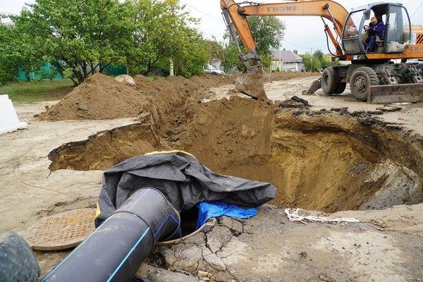 В Россоши Воронежской области после третьей коммунальной аварии восстановили городской водозабор