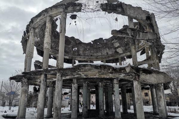 Ротонду в Воронеже законсервируют за 18,7 млн рублей