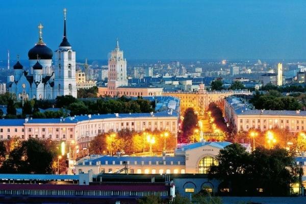 В весенние каникулы Воронеж ждёт приток туристов