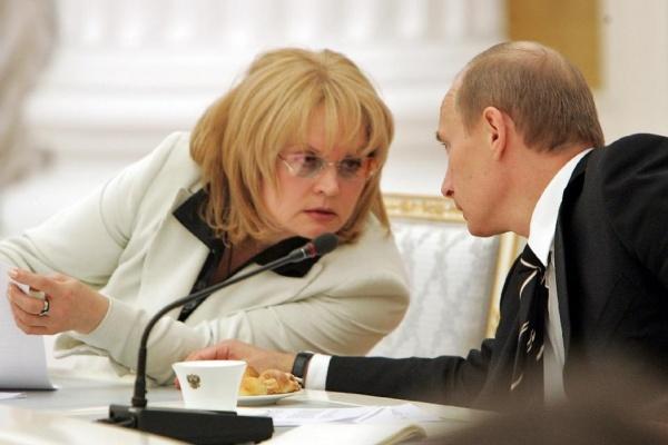 Руководитель курского облизбиркома  оказался так же неуязвим для Памфиловой, как и его воронежский коллега