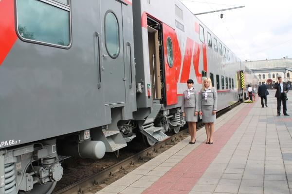 Воронежцы получат скидку на поезд