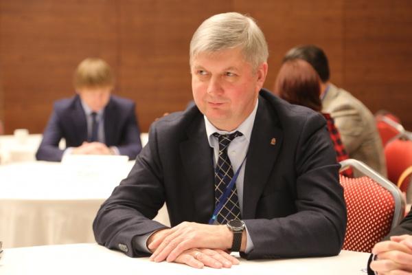 Александр Гусев стал кандидатом в губернаторы Воронежской области от «Единой России»