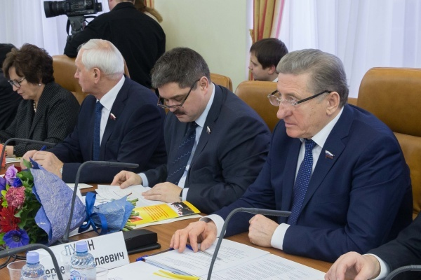 Воронежский сенатор рассказал об открытии весенней сессии в Совете Федерации
