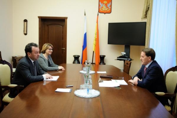Центрально-Чернозёмный банк усилит сотрудничество с воронежскими вузами