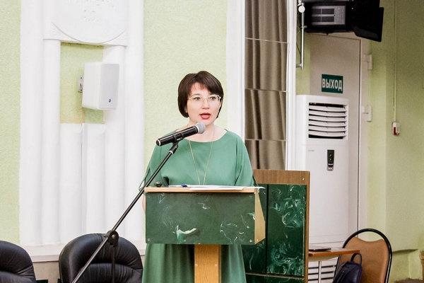 Руководителем воронежского департамента образования может стать Наталья Салогубова