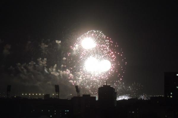 Спонсоры добавят огня воронежскому салюту ко Дню Победы