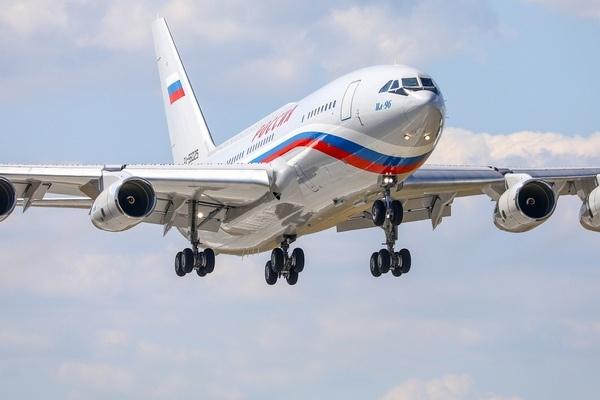 Еще один президентский самолет впервые взлетел в Воронеже