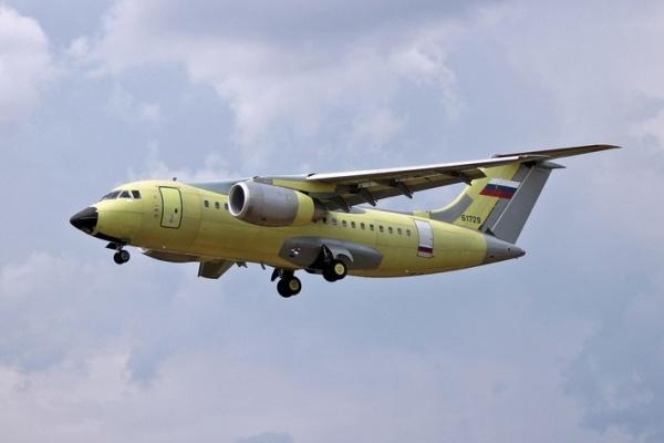 В Воронеже готовятся попрощаться с самолетом АН-148
