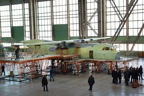 Испытания Ил-112В воронежской сборки отложили на 2018 год
