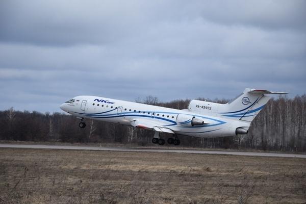 Воронежский аэропорт открыл еще одно международное направление
