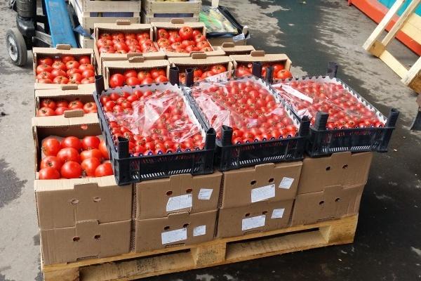 На воронежском рынке нашли «санкционку»