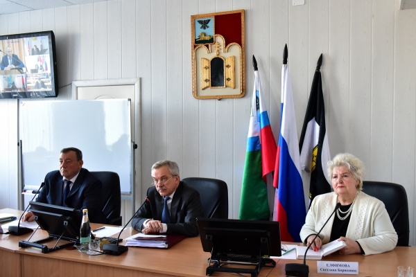 Воронежскому губернатору есть куда стремиться