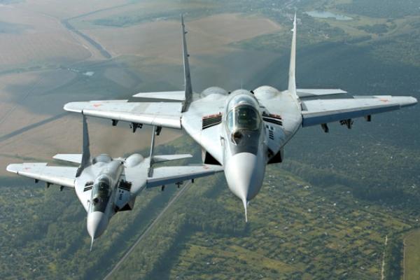 Воронежские летчики  выдержали «неравный бой» с курянами