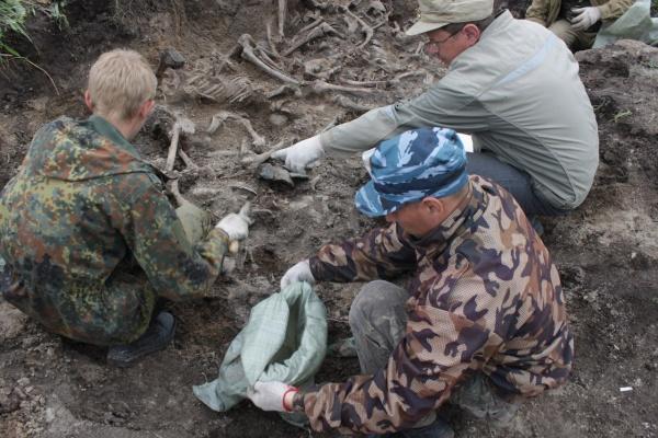 Главу крупнейшей в Воронеже поисковой организации заподозрили в хранении оружия