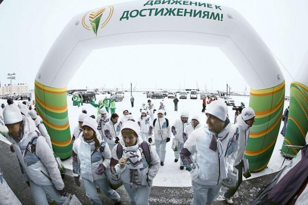 Воронежские банкиры отправились на Сбербанкиаду