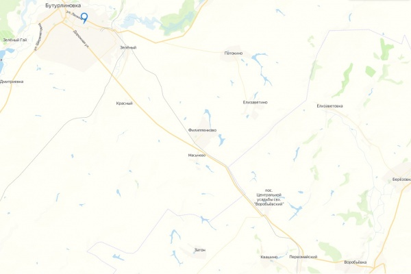 Еще один крупный контракт на обустройство улицы в райцентре достался фирме из Воронежской области