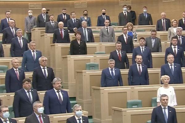 Сенаторы Совета Федерации от Воронежской области за год заработали более 21 млн рублей