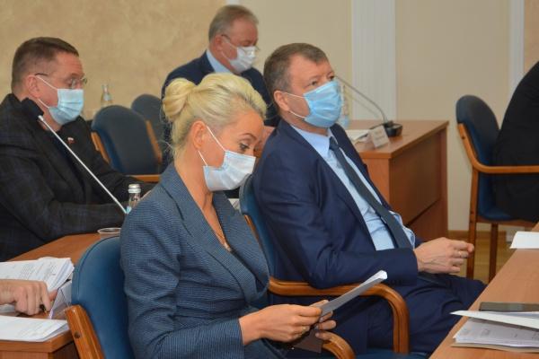 Воронежские депутаты изменили структуру городского парламента