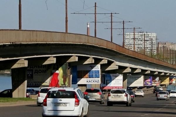 В Воронеже ремонт Северного моста продолжится в 2016 году