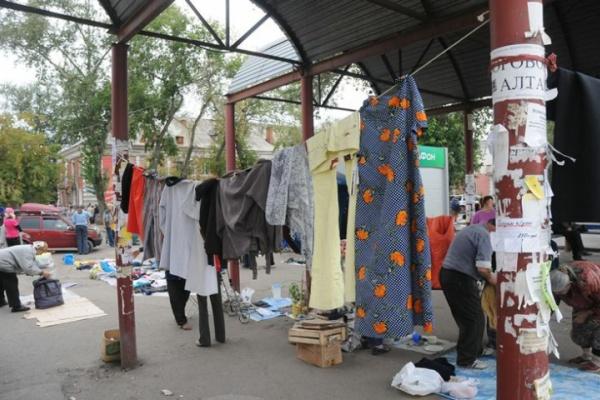 В Воронеже объявили войну «шанхаям»