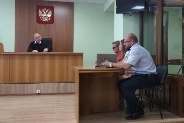Антон Шевелев попросил воронежский суд о снисхождении за взятку