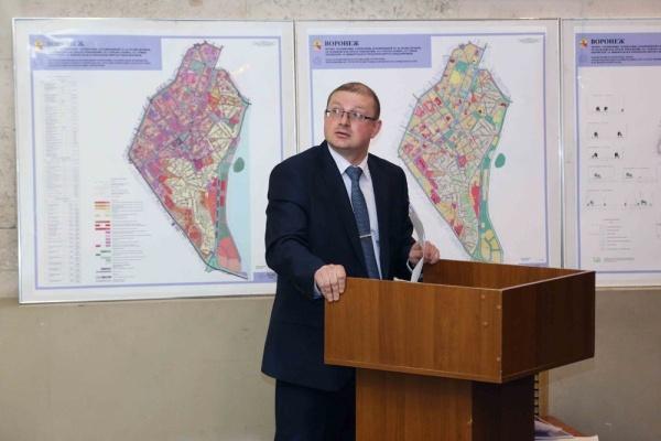 ВВоронеже силовики задержали руководителя управления основного архитектора