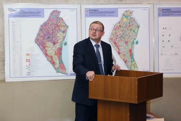 Дело бывшего главного архитектора Воронежа дошло до суда
