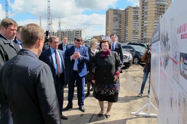 Воронежским переселенцам пообещали проектную документацию вместо дороги