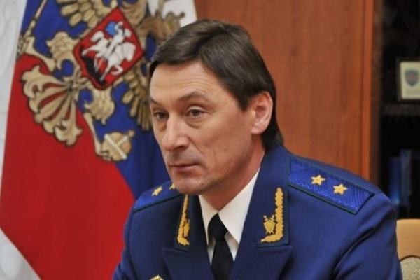 Главный воронежский прокурор за год заработал 2,6 млн рублей