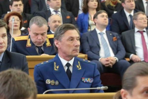 Воронежский прокурор «документов не подавал»