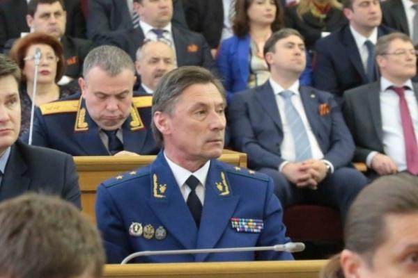 Прокурор не опроверг своего участия в конкурсе на пост председателя воронежского облсуда