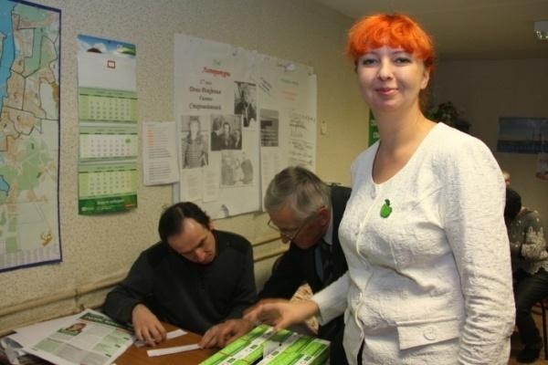 В партии «Яблоко»  наступает эпоха «матриархата», что особенно заметно в Воронеже