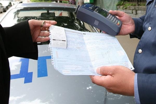 Воронежских водителей теперь могут поразить в правах на расстоянии
