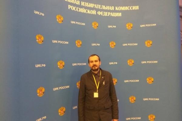 Илья Сиволдаев о воронежском молизбиркоме: «Без молодых политика неполноценна»