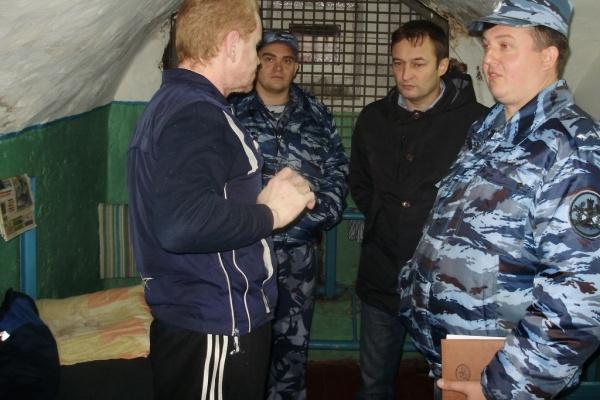 Переполненность воронежских тюрем беспокоит правозащитников