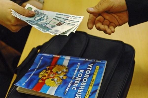 Ущерб по воронежским коррупционным делам составил 48 млн рублей