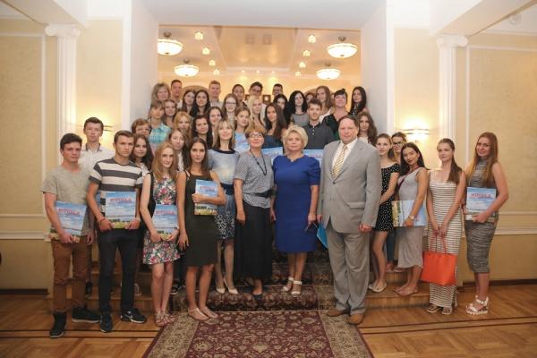 Воронежскими достопримечательностями заинтересовались гимназии Словакии