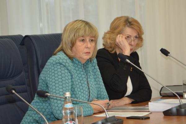 Воронежцам представили бюджет «сложной экономической ситуации»