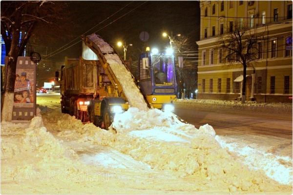 Воронежский мэр намерен уволить глав комбинатов благоустройства