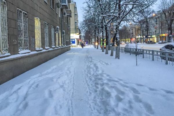 Городские власти больше не хотят убирать Воронеж