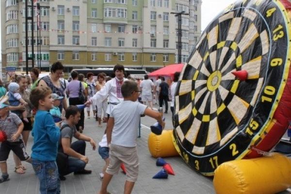 У Воронежа появится событийный календарь