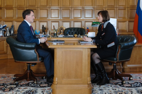 Воронежскому департаменту соцзащиты нашли нового руководителя