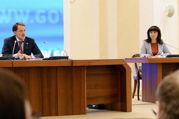 Заслуги Оксаны Соколовой перед Воронежской областью признаны официально