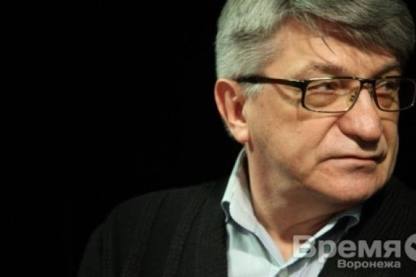 Великий режиссер получил главное воронежское  признание