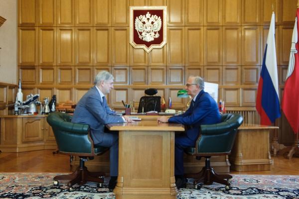 Бывший глава ЦЧБ Сбербанка стал советником главы Воронежской области