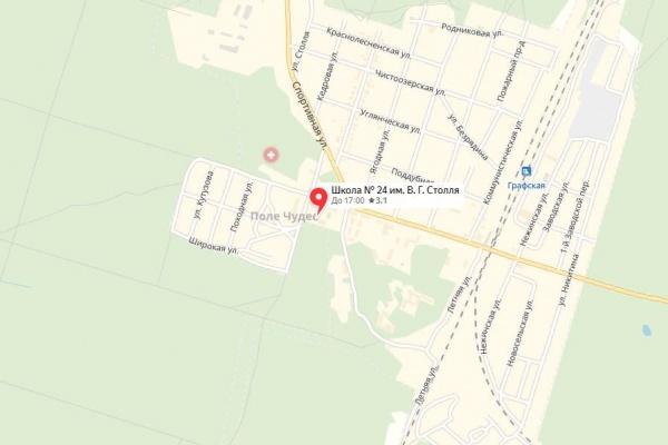 Власти решили сделать пристройку к школе еще в одном отдаленном микрорайоне Воронежа
