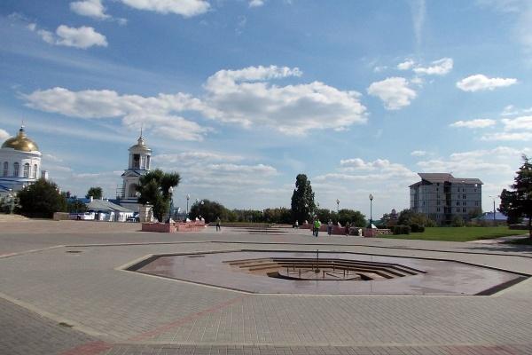 В Воронеже фанатам предложили еще одно охраняемое законом место